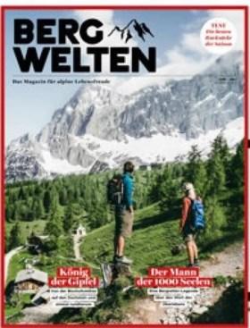 Magazin Bergwelten 3