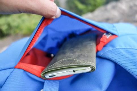 Tatonka Yalka 24, kleine Tasche vorne