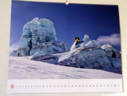 Kalender Snow 2016 11
