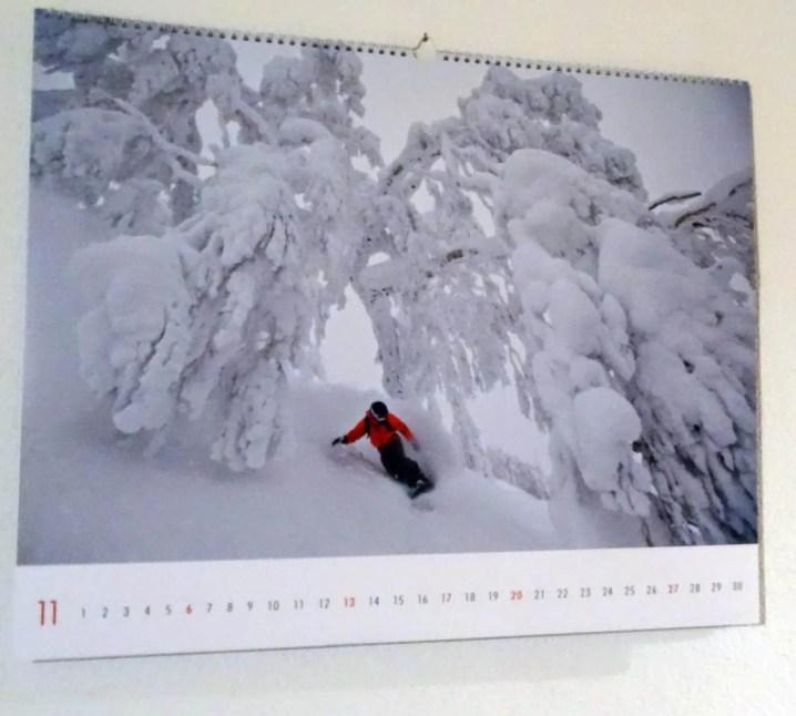 Kalender Snow 2016 15