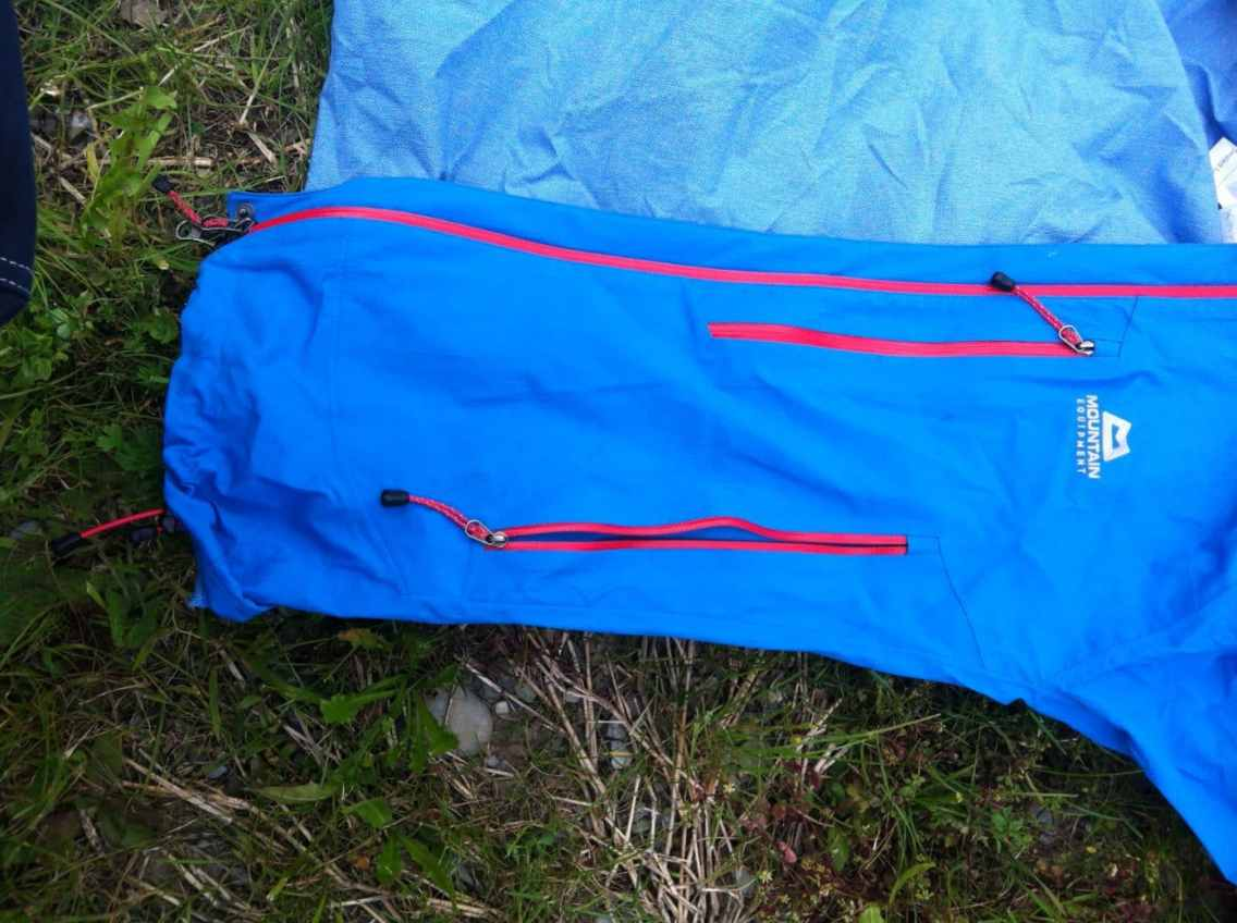 Mountain Equipment Gryphon Jacket Testbericht4