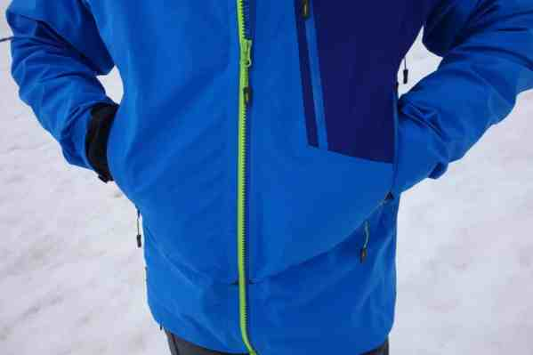 Test Millet Grepon GTX Stretch Jkt 8