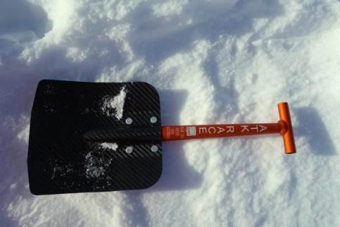 ATK Race Carbon Shovel 11
