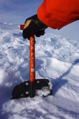 ATK Race Carbon Shovel 22