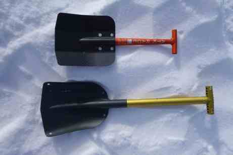 ATK Race Carbon Shovel 23