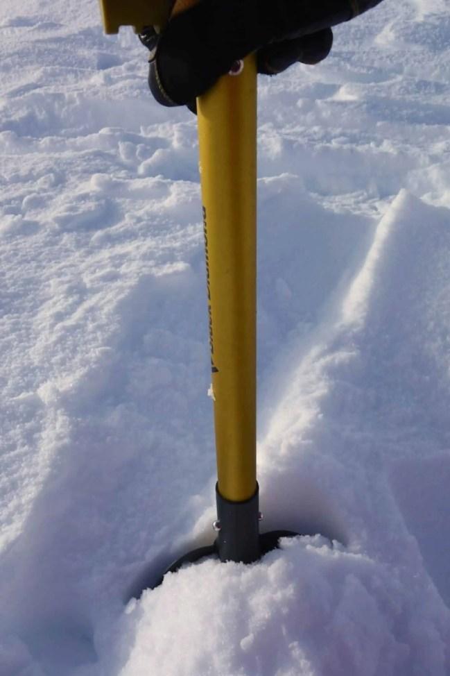 Black Diamond Lynx Snow Shovel 19