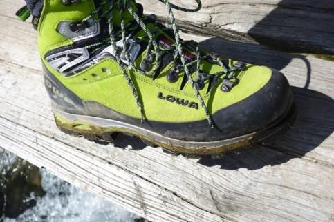Lowa Mountain Expert GTX Evo 9