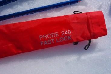 Mammut Probe 240 Fast Lock 12