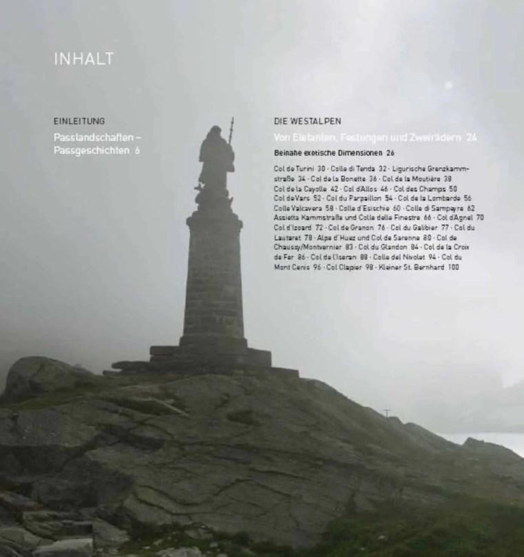 Passbilder - Landschaften der Alpenpässe 3