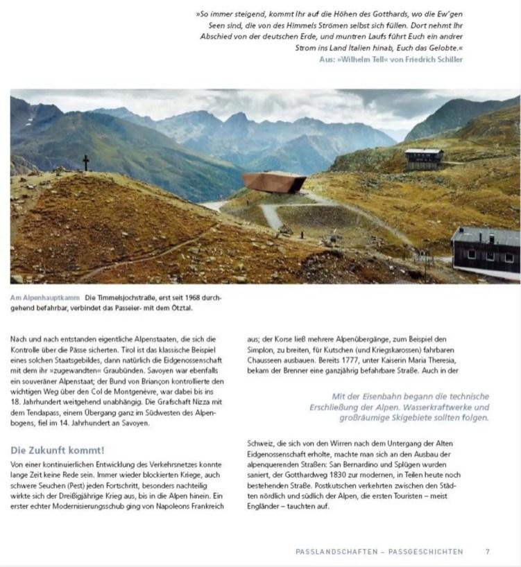 Passbilder - Landschaften der Alpenpässe 6