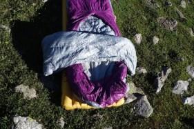 Sierra Designs Backcountry Bed 800 3 Season 5