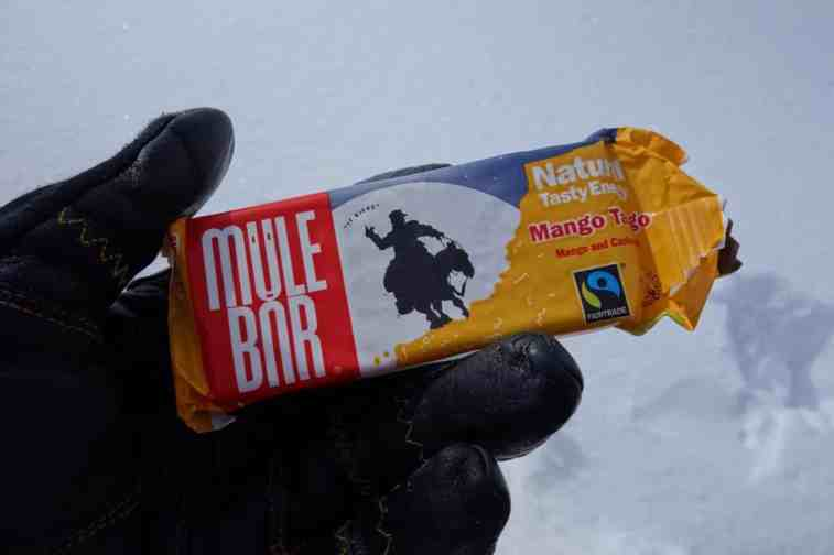Test MuleBar Energy Bar 2