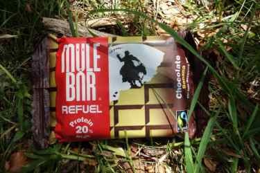 Test MuleBar Energy Bar 6