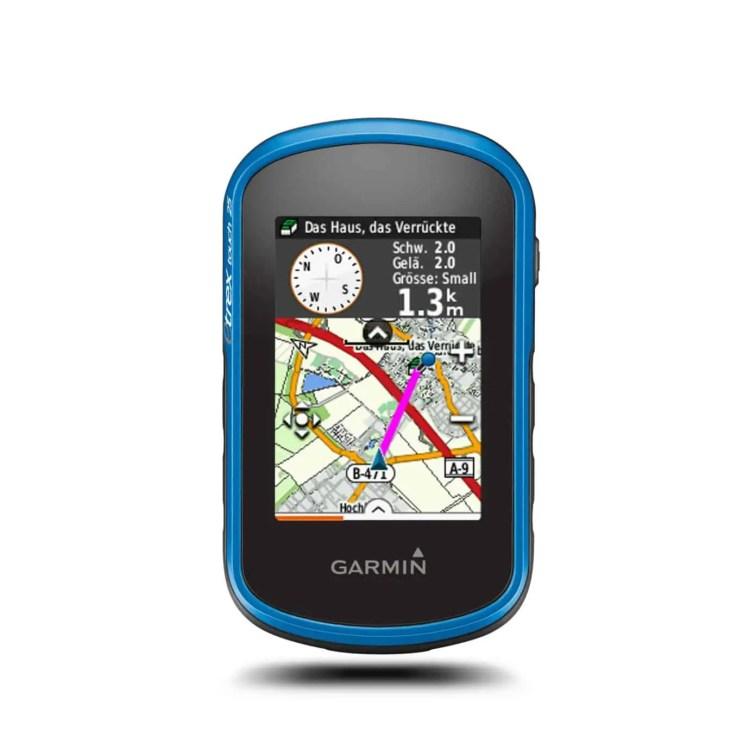 Garmin_eTrex-Touch-25_Karte-Geocaching