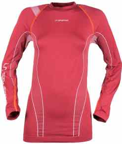 La Sportiva Neptune 2.0 Long Sleeve W berry1