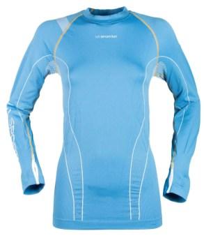 La Sportiva Neptune 2.0 Long Sleeve W blue moon2
