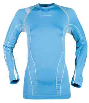 La Sportiva Neptune 2.0 Long Sleeve W blue moon2