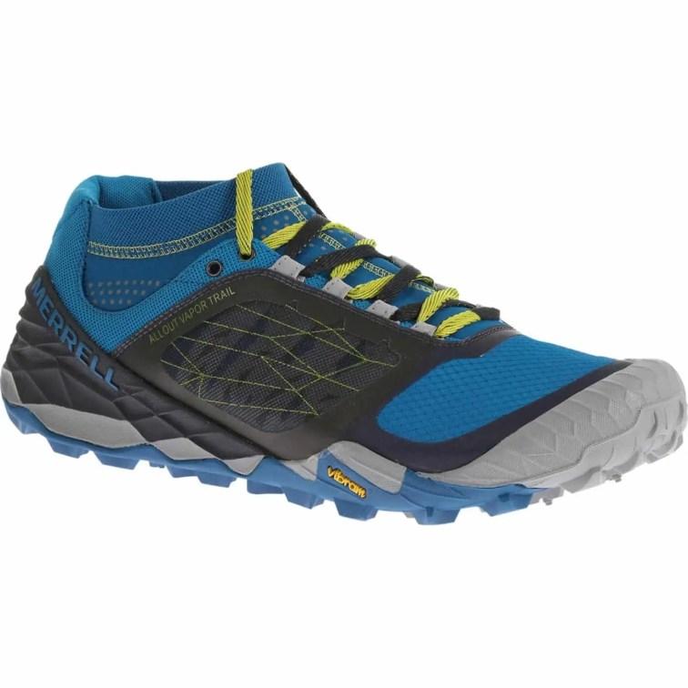 Merrell Ms AllOut Terra Trail blue 125 EUR
