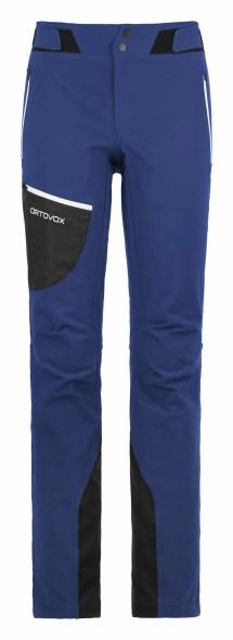 Ortovox MERINO-SHIELD-SHELL-PANTS-PIZ-BADILE-W-60057-strong-blue-MidRes11