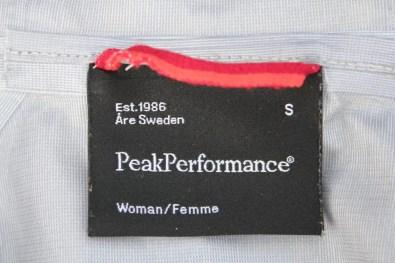 Peak Performance Damen Tour Jacke 4