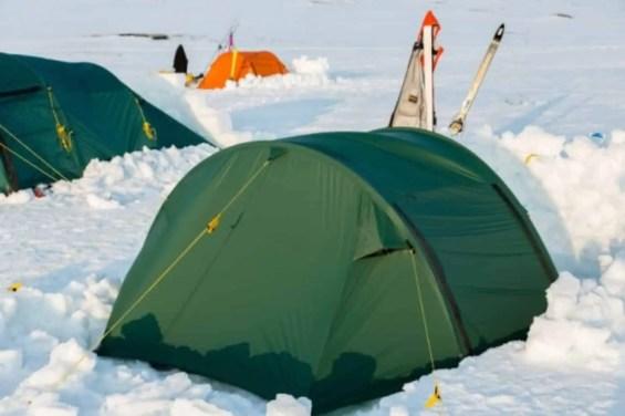 Wechsel Pioneer im Schnee1