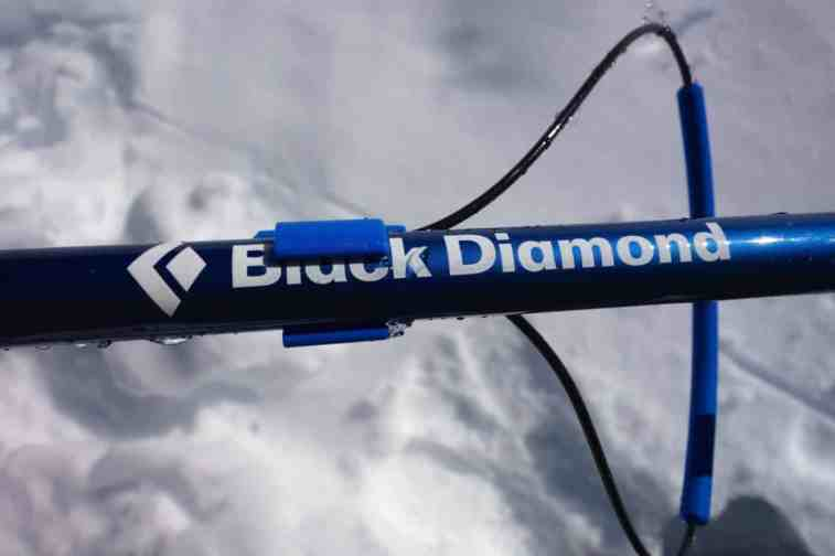 Black Diamond QuickDraw Carbon Probe 240 10