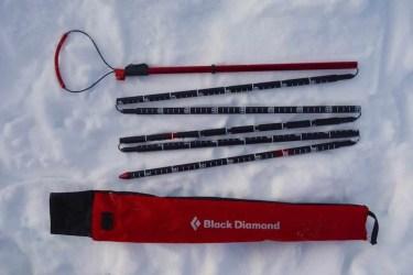 Black Diamond QuickDraw Tour Probe 240 6