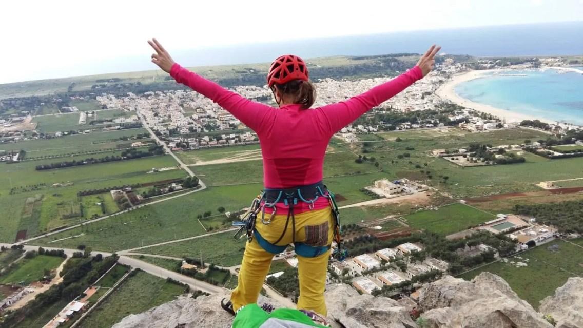 Test Klettergurt Salewa Rock W Harness7