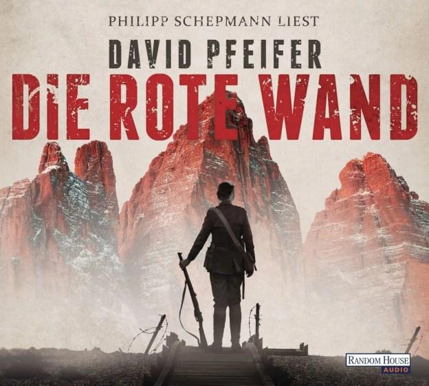 Die Rote Wand von David Pfeifer