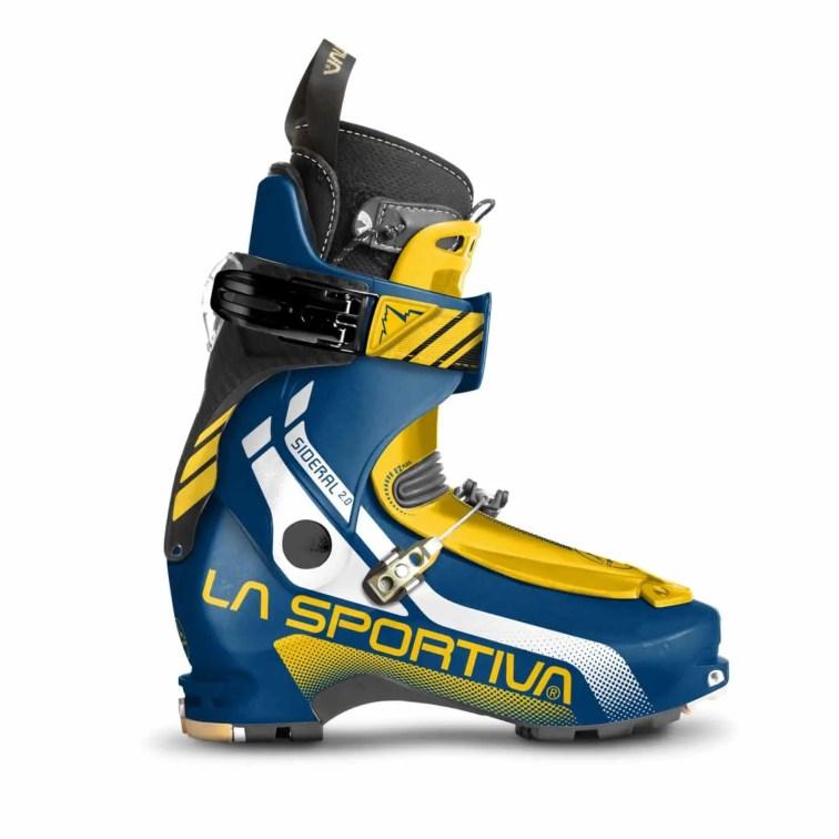 LA SPORTIVA Sideral 2.0 yellow-blue3