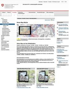 Swiss Map online Alternativen 2