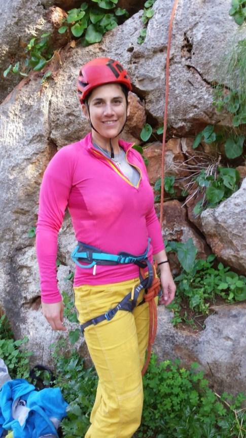 Test Klettergurt Salewa Rock W Harness12