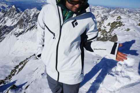 Black Diamond Recon Ski Shell 03
