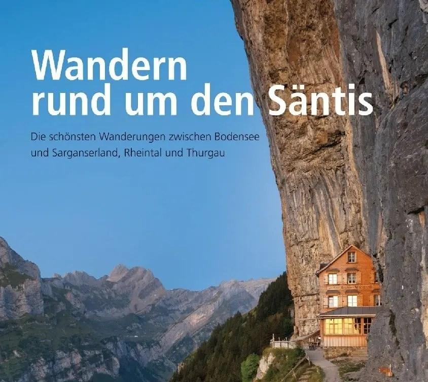 AT Verlag - Wandern rund um den Säntis