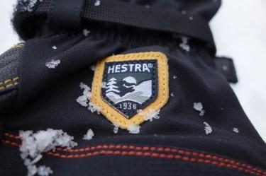 HestraErgo Grip OutDry Dexterity Long 3
