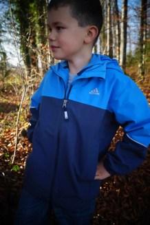 adidas Boys CP 3in1 Fleece Jacket (13)