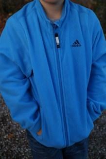 adidas Boys CP 3in1 Fleece Jacket (22)