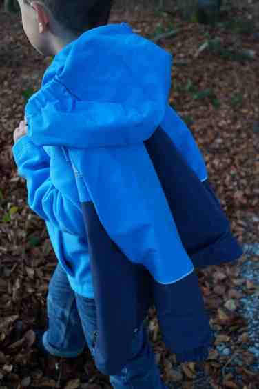 adidas Boys CP 3in1 Fleece Jacket (24)