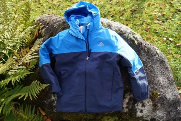 adidas Boys CP 3in1 Fleece Jacket (7)