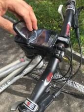 BioLogic Bike Mount Weathercase