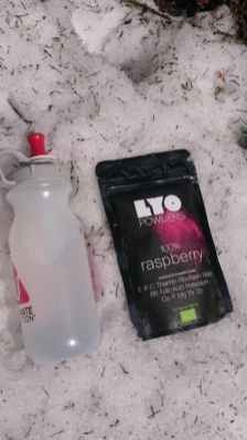 LYO FOODS POWDER Raspberry - size of package