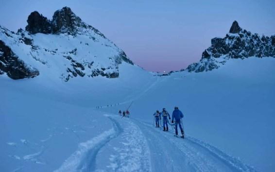 News Patrouille des Glaciers 1