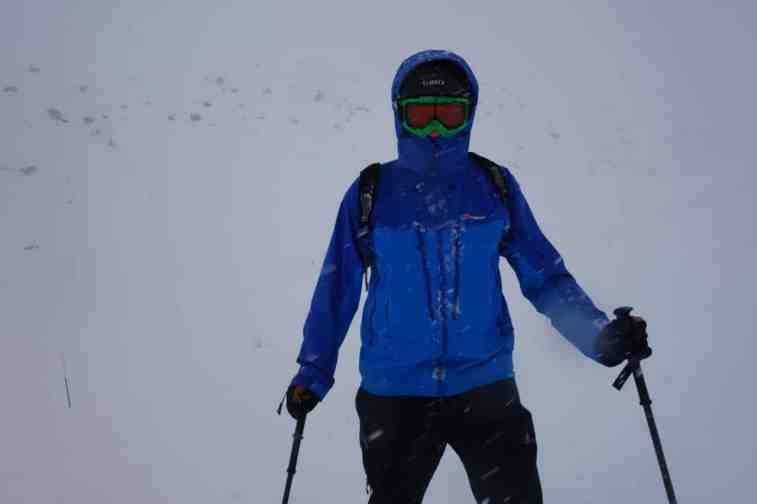 Test Berghaus Antelao III Shell Jacket 1