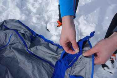 Test Berghaus Antelao III Shell Jacket 14