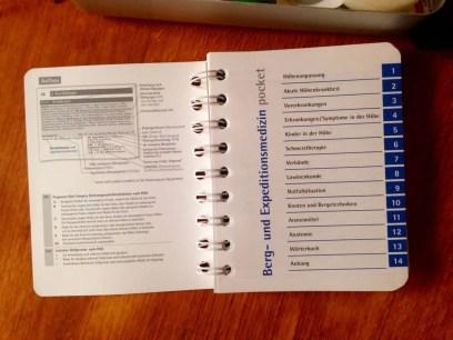 Test Bergmedizin Expeditionsmedizin pocket - 2