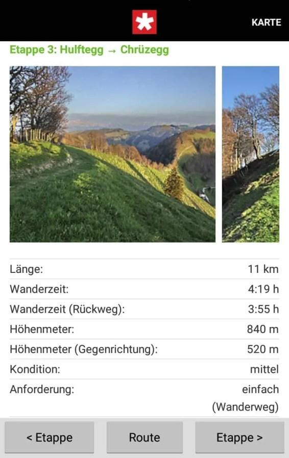 Wandern in der Schweiz 13