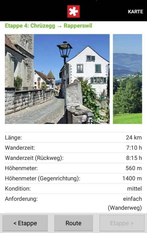 Wandern in der Schweiz 12