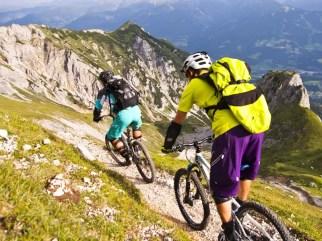 Wandern und Biken 1