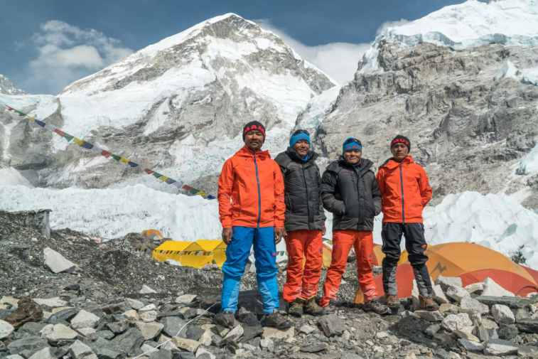 NEPAL MAMMUT #PROJECT360 MOUNT EVEREST