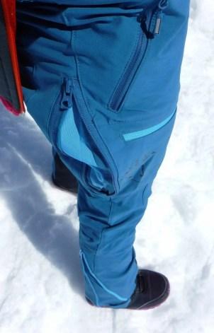 Bergans Osatind Lady pants 08